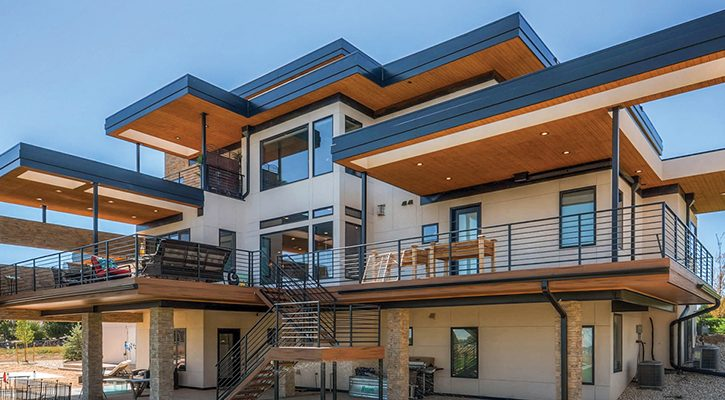 Develop a House With Higher Home Architecture Style